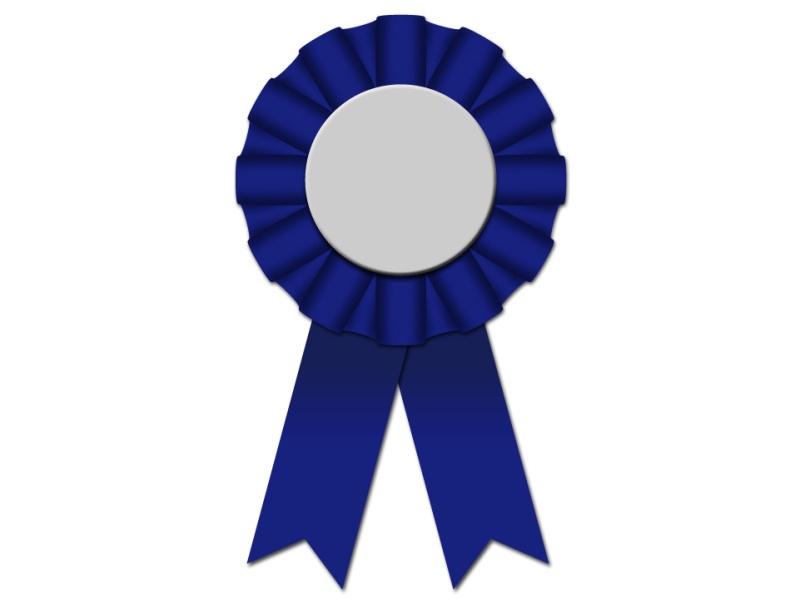 InDesign FX blue ribbon