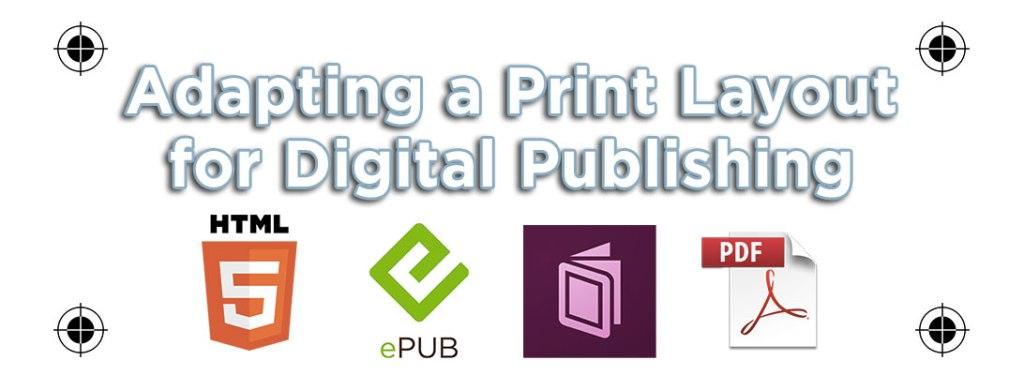 lynda.com course Adapting a Print Layout for Digital Publishing